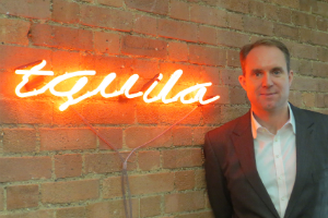 Alistair Wildman, CEO of Tquila