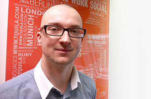 Tim Davies, UI / UX Practice Director